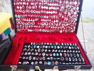 Silver hand-made jewelry - a Mexican specialty